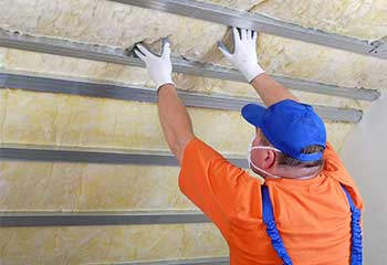 Commercial Attic Insulation Project | Attic Cleaning Hayward, CA